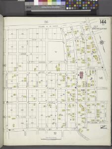Staten Island, V. 2, Plate No. 144 [Map bounded by College Ave., Jewett Ave., Dakota Pl., Watchogue Rd., Livermore Ave.]