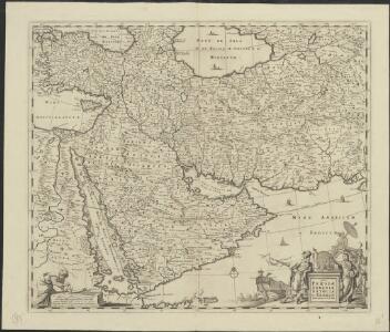 Nova Persiae Armeniae Natoliae et Arabiae descriptio