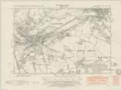 Hertfordshire XXIX.SE - OS Six-Inch Map