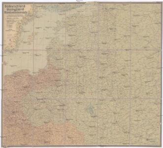 Ostdeutschland - Westrußland - Nordösterreich