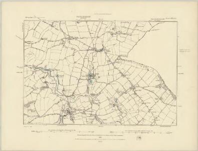 Shropshire LIX.NW - OS Six-Inch Map