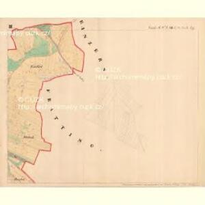 Tiefenbach - m0718-1-003 - Kaiserpflichtexemplar der Landkarten des stabilen Katasters