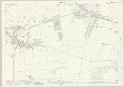 Durham XLII.4 (includes: Bishop Auckland; Shildon; Spennymoor; Windlestone) - 25 Inch Map