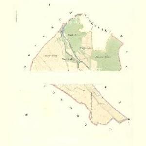 Schröffelsdorf - m2018-1-001 - Kaiserpflichtexemplar der Landkarten des stabilen Katasters