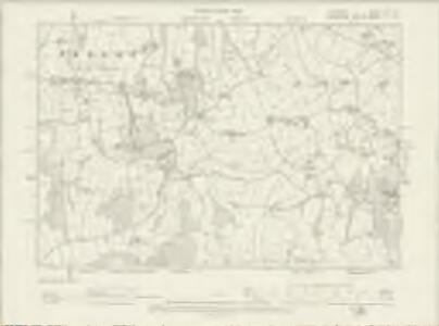 Flintshire XXV.NE - OS Six-Inch Map