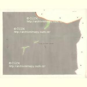 Wellechwin - c8354-1-005 - Kaiserpflichtexemplar der Landkarten des stabilen Katasters