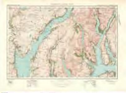 Dunoon  & Loch Fyne (65) - OS One-Inch map