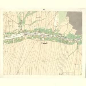 Passek - m2230-1-007 - Kaiserpflichtexemplar der Landkarten des stabilen Katasters