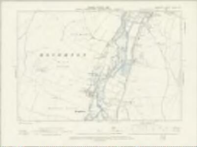 Hampshire & Isle of Wight XXXIX.NE - OS Six-Inch Map