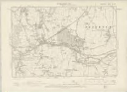 Derbyshire XL.NW - OS Six-Inch Map