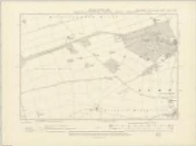 Lincolnshire LXXXVII.NW - OS Six-Inch Map