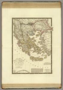 Grece moderne, Archipel, Albanie, Macedoine.
