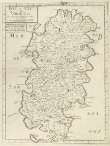 Isle et Royume de Sardeigne