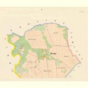 Reissig - c3153-2-001 - Kaiserpflichtexemplar der Landkarten des stabilen Katasters