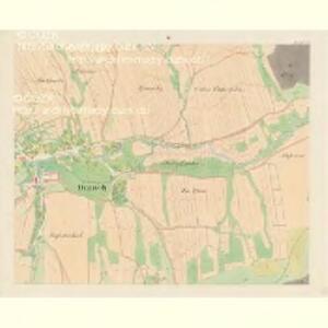 Branek (Branky) - m0204-1-004 - Kaiserpflichtexemplar der Landkarten des stabilen Katasters