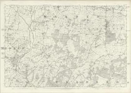 Kent LXII - OS Six-Inch Map