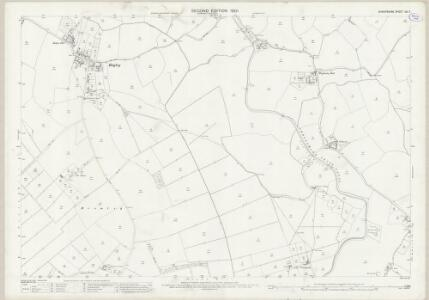 Shropshire XX.7 (includes: Baschurch; Cockshutt; Hordley) - 25 Inch Map