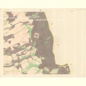 Söhle (Zilina) - m3665-1-005 - Kaiserpflichtexemplar der Landkarten des stabilen Katasters