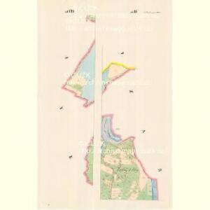 Schönbrunn (Swinowo) - m2983-1-008 - Kaiserpflichtexemplar der Landkarten des stabilen Katasters