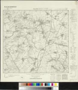 Meßtischblatt 4937 : Osterfeld, 1937