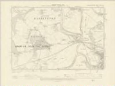 Gloucestershire XXV.SW - OS Six-Inch Map