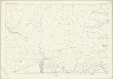 Isle of Man X.8 - 25 Inch Map