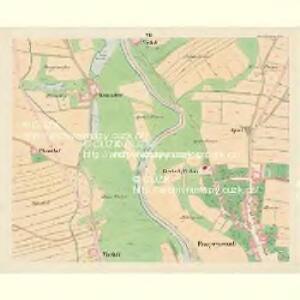 Budweis - c0964-1-007 - Kaiserpflichtexemplar der Landkarten des stabilen Katasters