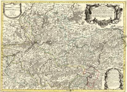Mappa Comitatuum Hannoniae, Namurci, et Cameraci