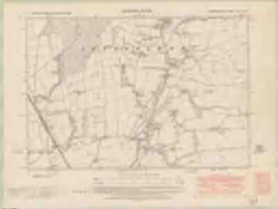 Dumfriesshire Sheet XLIII.NW - OS 6 Inch map