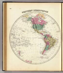 Western Hemisphere.