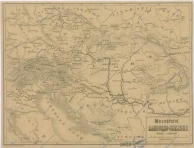 Mocnářství Rakousko - Uherské