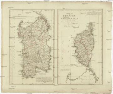 Charte von Corsica und Sardinien