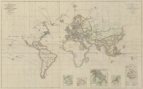 IX. Charte für die allgemeine Geschichte von Carl V. bis auf den Anfang des XXX-jährigen Krieges : d.i. von 1519 bis 1618 n. Christus