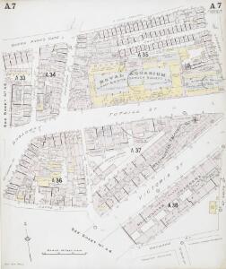 Insurance Plan of London Western District Vol. A: sheet 7