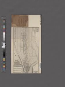 Map of part of New York City, showing underground mains of the Edison Electric Illuminating Co. of New York.