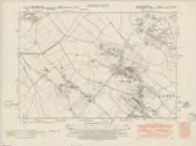 Buckinghamshire XXV.SW - OS Six-Inch Map