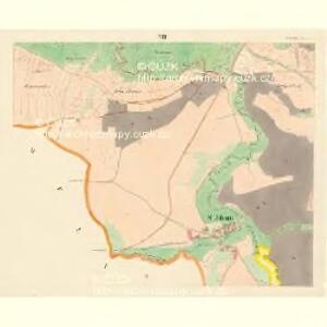 Gottschau - c3243-1-005 - Kaiserpflichtexemplar der Landkarten des stabilen Katasters
