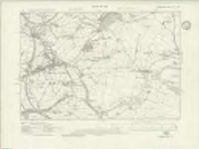Derbyshire IX.SW - OS Six-Inch Map