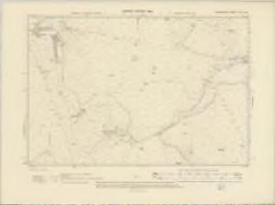 Devonshire CVII.SW - OS Six-Inch Map