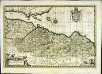 Provinciæ Lauden seu Lothien et Linlitouo