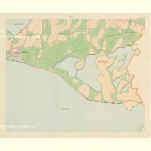 Lomnitz - c4219-1-009 - Kaiserpflichtexemplar der Landkarten des stabilen Katasters