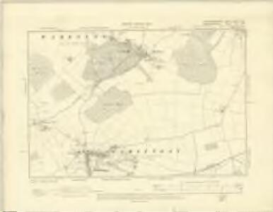 Huntingdonshire XXVIII.SW - OS Six-Inch Map
