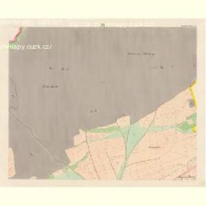 Solislau (Solislaw) - c7565-1-003 - Kaiserpflichtexemplar der Landkarten des stabilen Katasters