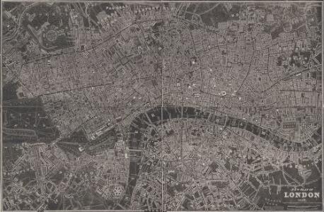 NEW PLAN OF LONDON