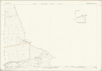 Cumberland XXXIV.16 (inset XXXIV.12) (includes: Allendale Common) - 25 Inch Map