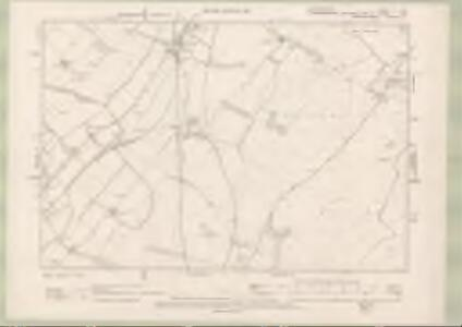 Peebles-shire Sheet VI.NW - OS 6 Inch map