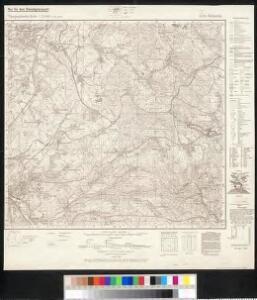 Meßtischblatt 5539 : Oelsnitz, 1944