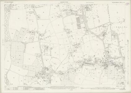 Buckinghamshire LIII.16 (includes: Iver) - 25 Inch Map