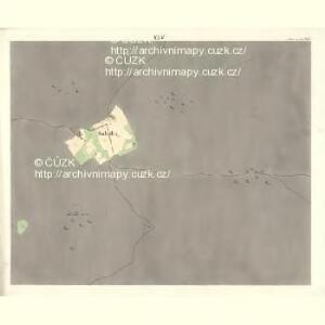 Ostrawitz - m2189-1-041 - Kaiserpflichtexemplar der Landkarten des stabilen Katasters
