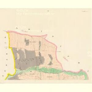 Gumplitz (Gumplice) - c3692-1-001 - Kaiserpflichtexemplar der Landkarten des stabilen Katasters